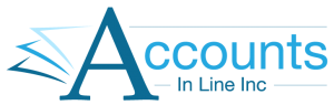 Bookkeeping Toronto, Accounts In Line Logo